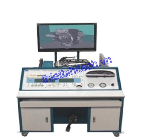 intelligent automobile engine training teaching assessment device