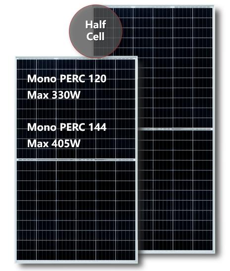 Tấm Pin năng lượng mặt trời đơn tinh thể 365W đến 380W