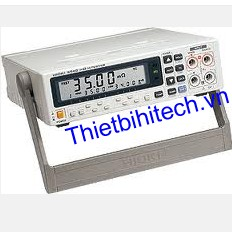Thiết bị đo m-Ohm, mV, mA Hioki 3540-03