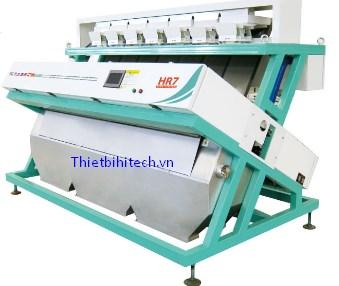 Máy tách màu các loại hạt ngũ cốc năng suất máy 0,1-12 tấn/giờ