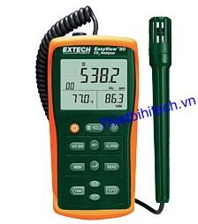 Lấy dữ liệu đo chất lượng không khí