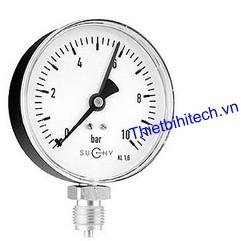 Đồng hồ đo áp suất tiêu chuẩn
