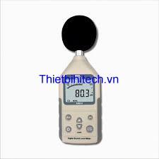 Máy đo tiếng ồn tín hiệu số AR814