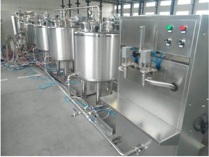 Dây chuyền sản xuất sữa đậu nành