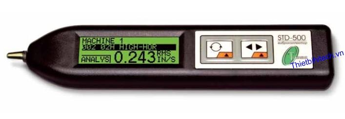 Máy đo độ rung cầm tay STD-500