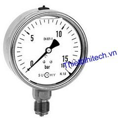 Đồng hồ đo áp suất SD40-SD42