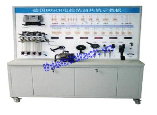 Electric control diesel common rail system  training sets