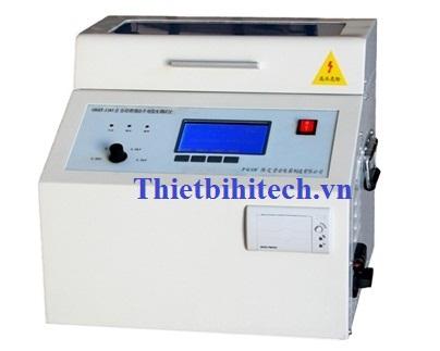 Thử điện áp trọc thủng dầu 0-80, 90, 100, 120kV