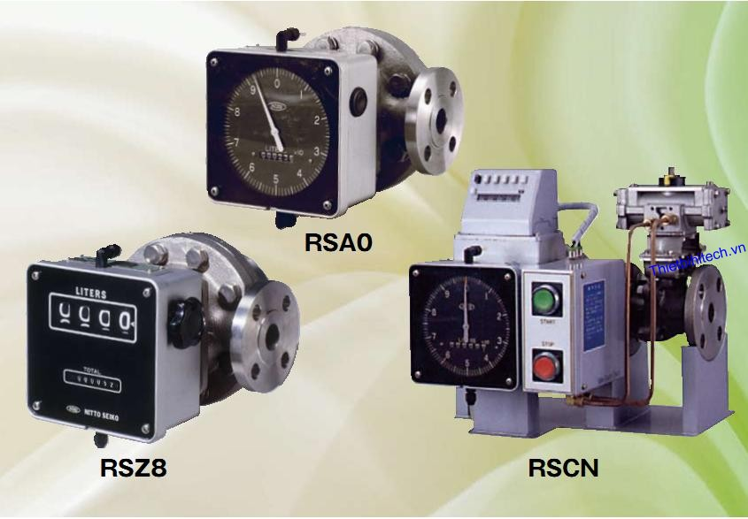 RS (Rotary Flow Meter)
