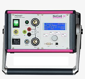 Cầu đo điện trở một chiều tiếp xúc micro ohm meter cấp chính xác cao