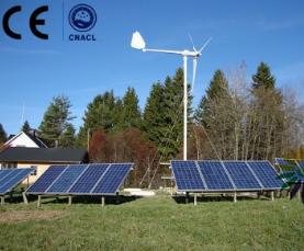 Hệ Thống kết hợp tua bin gió, máy phát điện miễn phí, free energy generator