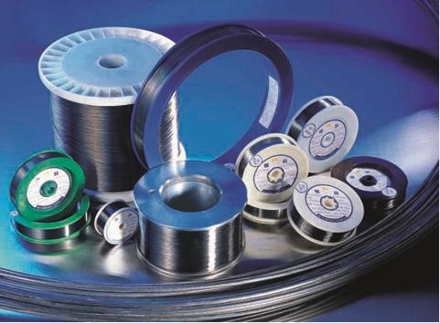 Dây molybden cho máy cắt dây EDM