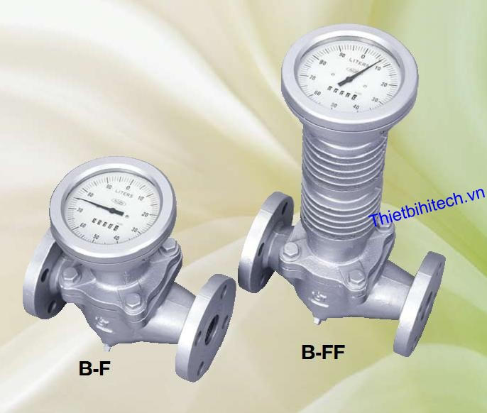 Water Supply Flow Meter
