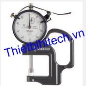 Đồng hồ đo độ dầy vật liệu Mitutoyo- Nhật Bản, 7305