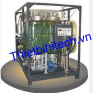 Máy lọc dầu hấp thụ cho máy biến áp, Tubin SMM-1.7Z , 3.5Z , -5.0Z