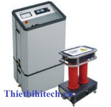 Thiết bị phẩn tích chuẩn đoán phóng điện cục bộ PD cáp 60kV