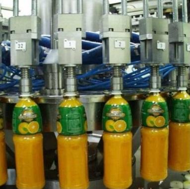 Dây chuyền sản xuất nước ép trái cây và rau quả 100kg đến 20 tấn/giờ