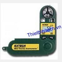 Máy đo nhiệt độ, tốc độ gió, độ ẩm EXTECH 45158