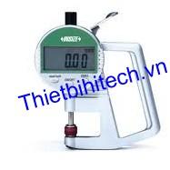Đồng hồ đo độ dày vật liệu kiểu điện tử INSIZE , 2867-10