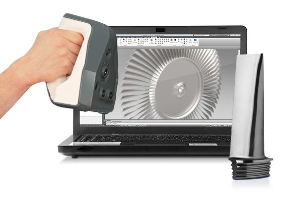 máy quét 3D cầm tay