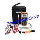 Bộ kít đồng hồ vạn năng + bút thử điện Extech EX505-K