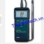 Máy đo tốc độ gió, lưu lượng, nhiệt độ gió Extech 407123