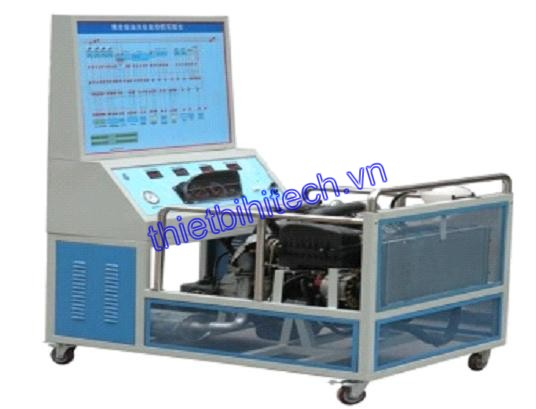 XK-FDJ - BOSCH  BOSCH   German  electronic  control  common  rail  diesel  engine  training  platform