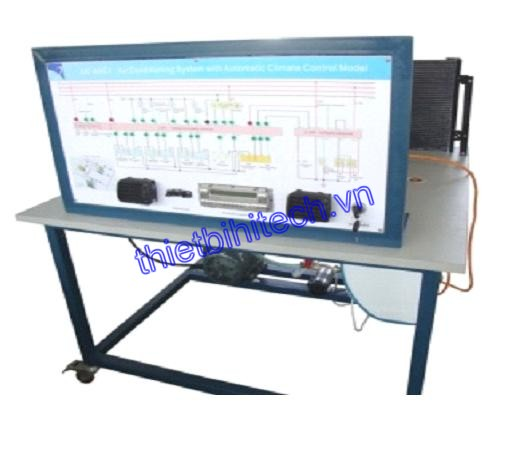 Automatic   Air  Conditioning  Control  System Model