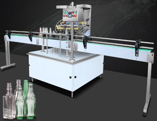 Máy rửa chai lọ tự động, năng suất 1000-2000 chai lọ/giờ