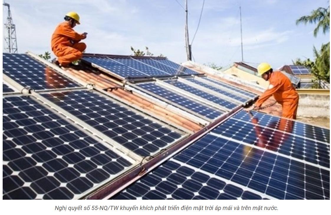 Nghị quyết số 55-NQ/TW về định hướng Chiến lược phát triển năng lượng quốc gia