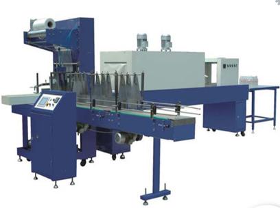 Máy dây truyền chiết rót nước đóng chai năng suất 0,1-100m3/giờ