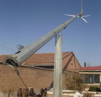 tháp tua bin gió, máy phát điện miễn phí, free energy generator