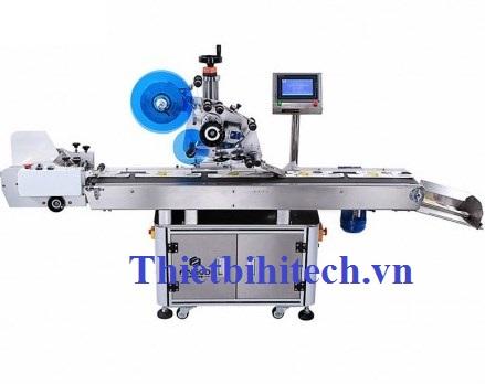 Máy dán nhãn tấm phẳng túi phẳng túi nilong, Năng suất 40-120 sản phẩm/phút