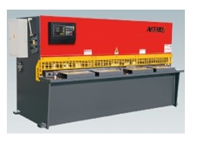 Máy cắt tôn thủy lực QC 12Y-4x2500