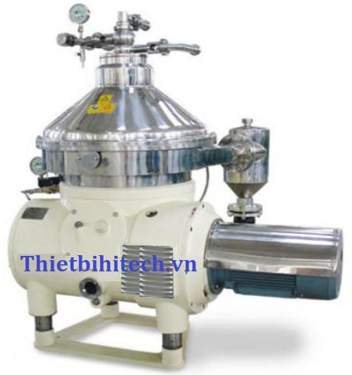 Máy ly lọc ly tâm tách pha rắn lỏng 1,5-100M3/h