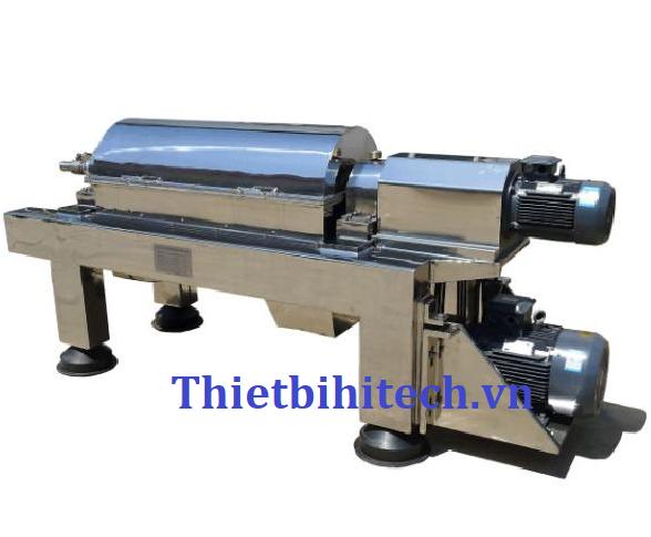 Máy ly lọc ly tâm tách pha rắn lỏng 80M3/H