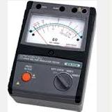 đồng hồ đo điện trở cách điện KYORITSU 3123A, K3123A