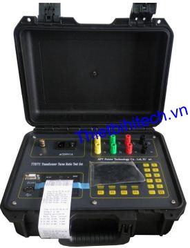Thiết bị đo tỷ số biến TTR 773
