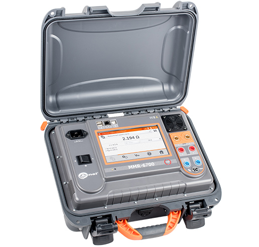 Cầu đo điện trở tiếp xúc MMR-6700