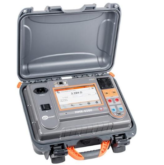 Cầu đo điện trở tiếp xúc MMR-6500