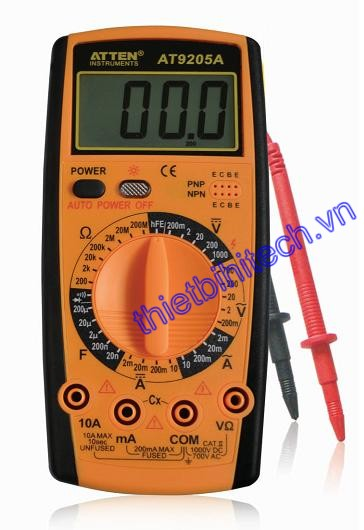 Overrange indication:only figure 1 on the display  Polarity indication:-displayed for negetive polarity