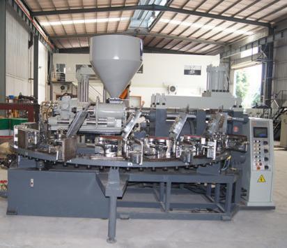 Dây truyền sản xuất dép xốp Sandal Making Machine