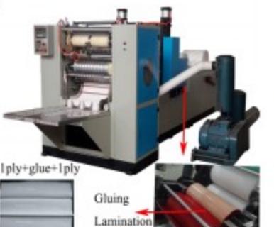 Máy sản xuất khăn ướt kieu N