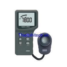 Máy đo cường độ ánh sáng AR 823+