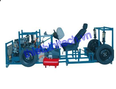 Automobile Chassis Comrehensive Training Set