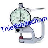 Đồng hồ đo độ dày vật liệu kiểu cơ INSIZE , 2364-10