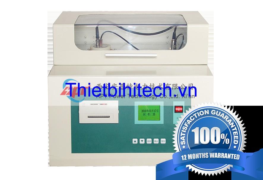Máy thử dầu cách điện DDR-1