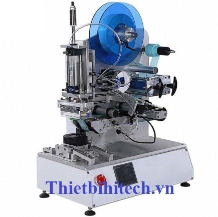 Máy dán nhãn siêu nhỏ Năng suất máy: 15-30 sản phẩm/phút