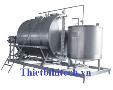 Hệ thống CIP (hệ thống vệ sinh tại chỗ CIP) 100M3/giờ