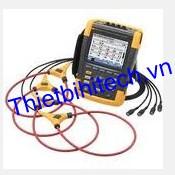Máy phân tích công suất và năng lượng điện 3 pha Fluke 435-II